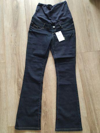 Nowe spodnie ciążowe jeansy Dorothy Perkins, r. 36