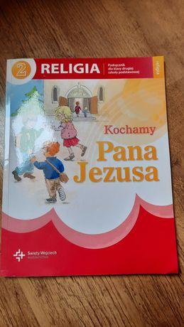 Religia 2 podręcznik Święty Wojciech Kochamy Pana Jezusa