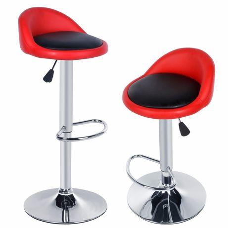 Hokery krzesla barowe okragle