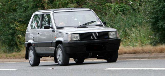 Grelha Fiat Panda