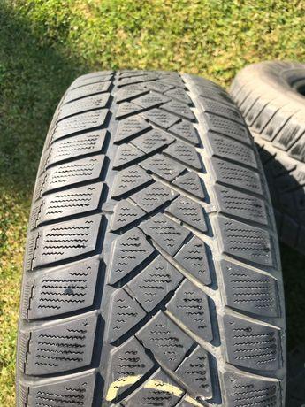 Opony zimowe 17 Dunlop grandtrek WTM2