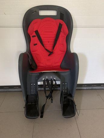 Fotelik rowerowy
