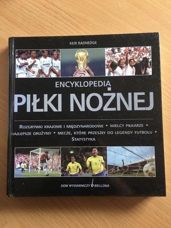 Encyklopedia piłki nożnej , Keir Radnedge NOWA