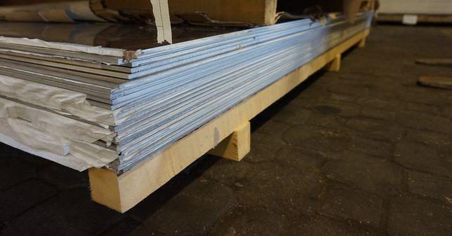Blacha aluminiowa, aluminium, 6,0mm x 1250x2500 gat. 5754