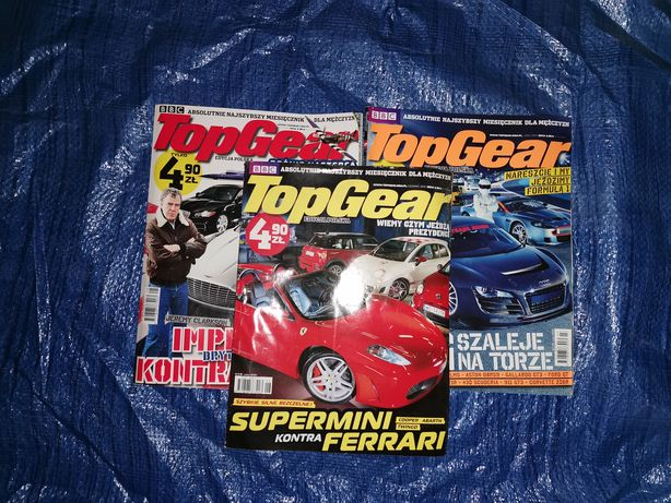 Top gear magazyn