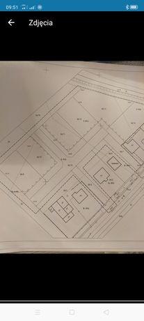 Sprzedam działkę budowlaną podzieloną Perzów 7000 metrów