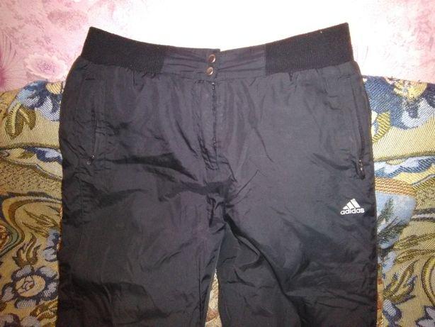 Штаны зимние теплые Adidas 48 - 50 размер