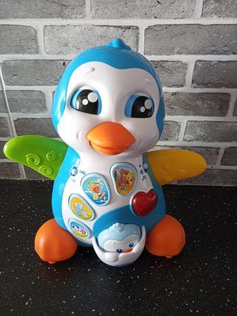 Pingwinek grający