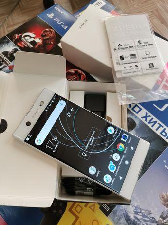 Sony Xperia xa2 ultra Snapdragon 630 великий екран , повний комплект.