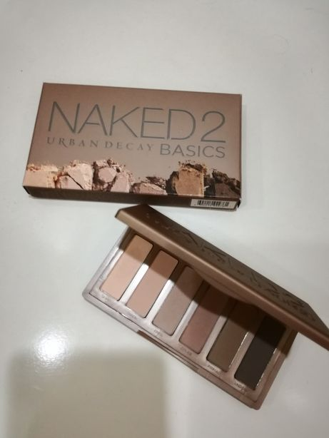 Paleta Urban Decay Naked 2