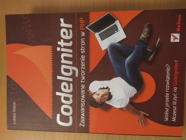 CodeIgniter, zaawansowane tworzenie stron w PHP, Łukasz Sosna, Helion