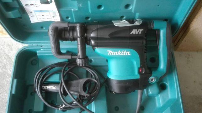 Makita HR4511C młot udarowo-obrotowy + groty Nie Używany