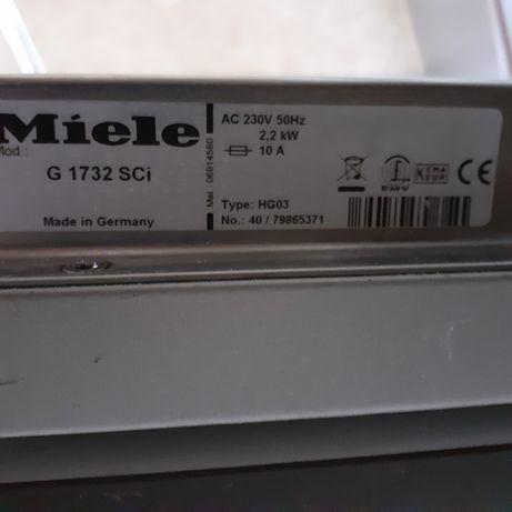Посудомоечная машина Miele G 1732 SCi