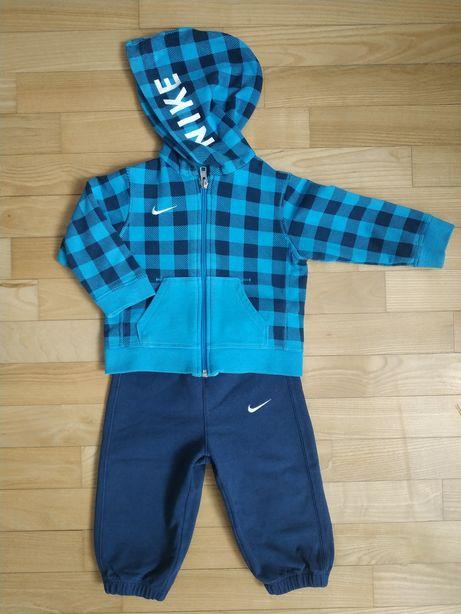 Dres Nike, spodnie + bluza, r.74/80
