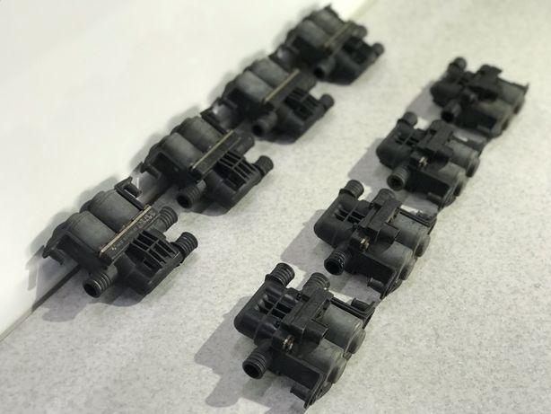 Клапан Кран Печки Пічки Водяной Насос Помпа БМВ Е39 bmw E39 E38 x5 E53