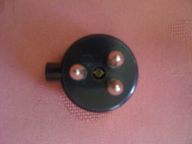 Wtyczka na okrągłe bolce fi 5,5 mm