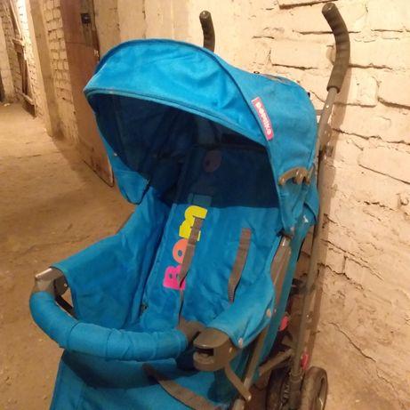 Wózek spacerowy parasolka Bomiko