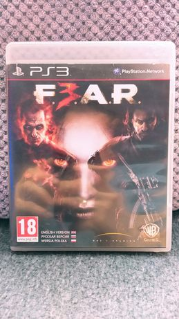 Gra F.E.A.R 3 na konsole ps3 playstation 3
