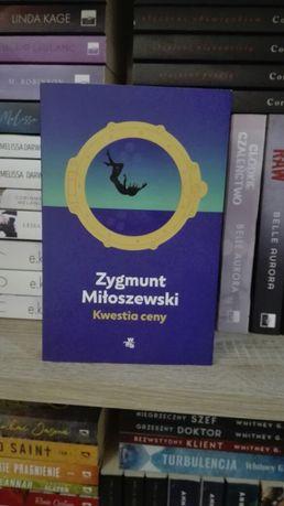 """""""Kwestia ceny"""" od Zygmunta Miłoszewskiego"""