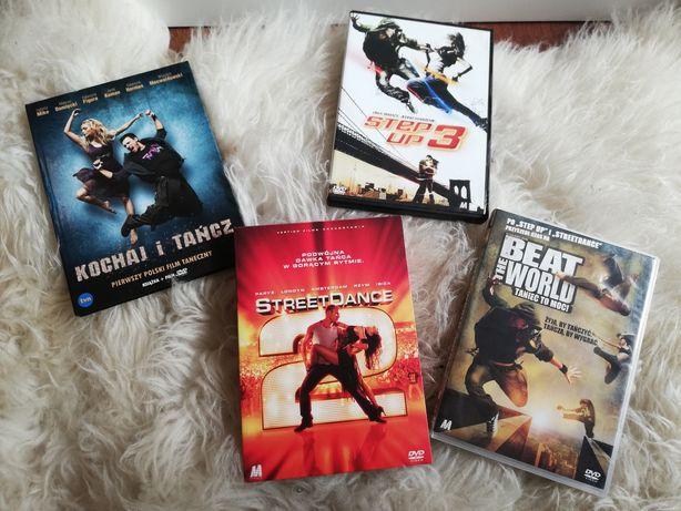 Filmy taneczne na DVD