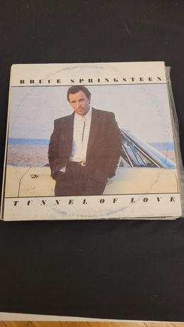 Bruce Springsteen - Tunnel of love winyl 1988