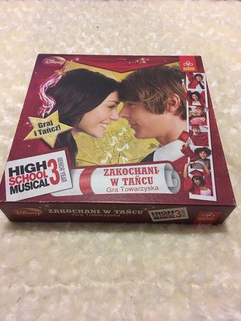 Sprzedam grę HIGH SCHOOL MUSICAL 3,,Zakochani w tańcu
