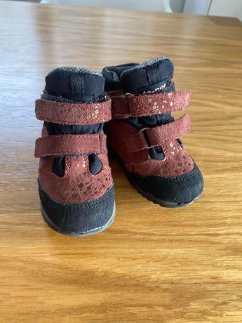 Zimowe buty dziecięce Mrugała 23