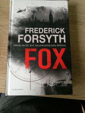 Frederick Forsyth Fox