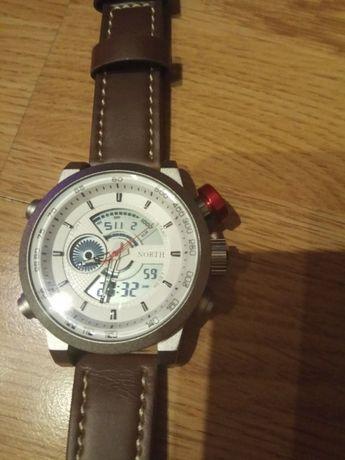Zegarek NORTH WEIDE dwa czasy