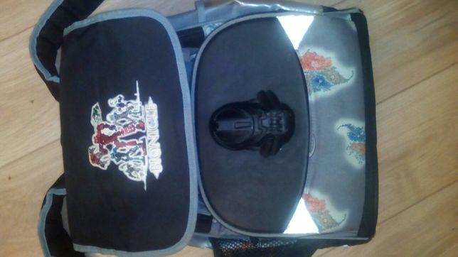 Рюкзак портфель школьный каркасный ортопедическая спинка Лего