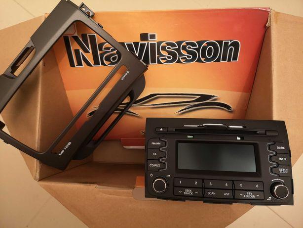 Navisson Multimedia Kia Sportage (2012)