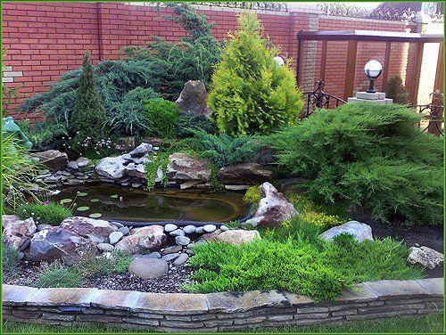 Строительство водоемов, прудов, фонтаны