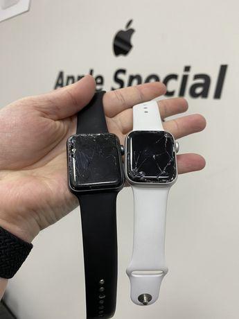 Сервіс Apple Watch Заміна екрану сенсора 1/2/3/4/5/6 Series
