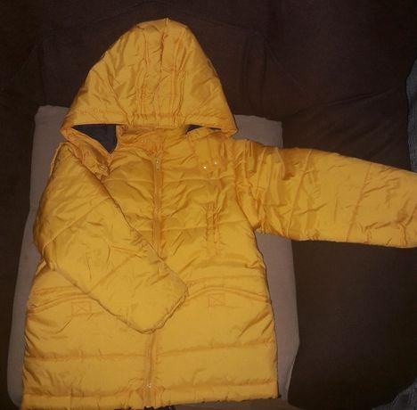 Jesienno zimowa kurtka