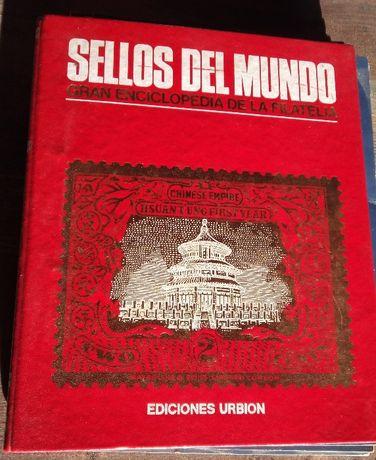 """Álbum """"Sellos del Mundo"""""""
