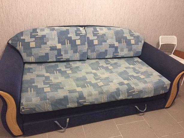 Раскладной диван б/у отдам бесплатно, г. Ирпень