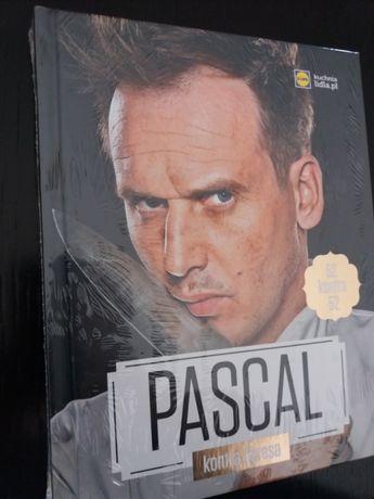 Nowa książka Pascal kontra Okrasa
