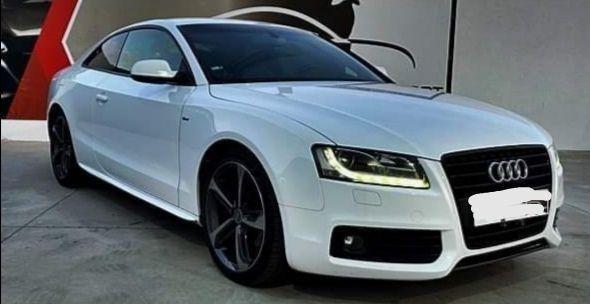 Audi A5 S-Line como novo