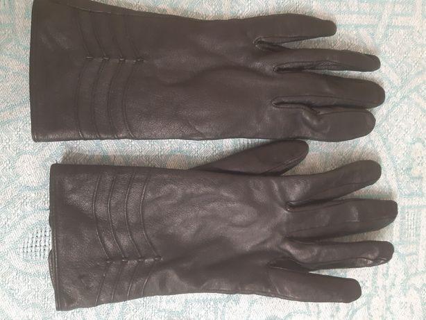 Перчатки кожаные , рукавиці шкіряні