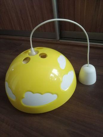 IKEA SKOJIG Lampa wisząca do pokoju dziecinnego