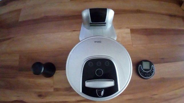 Aspirador automático robô qlive como novo