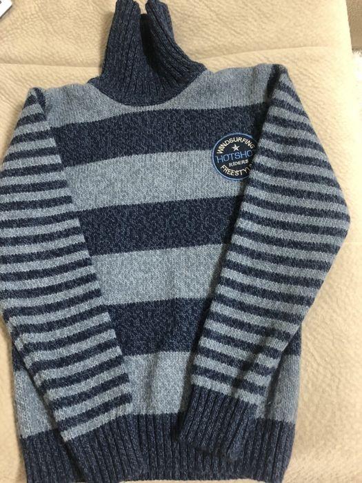 Теплый свитер 8-9 лет , рукав 52 см Сумы - изображение 1