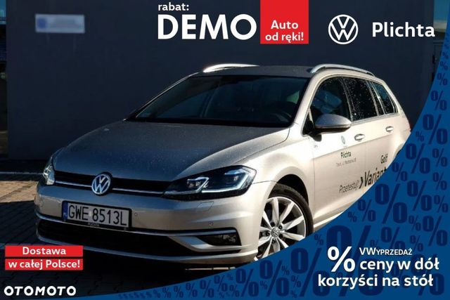 Volkswagen Golf Variant Highline 1.5TSI 150KM DSG demo PLICHTA Toruń