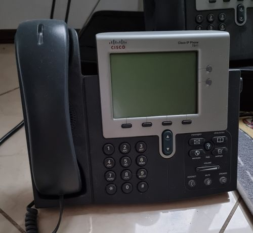 Cisco IP Phone 7941G PoE SCCP