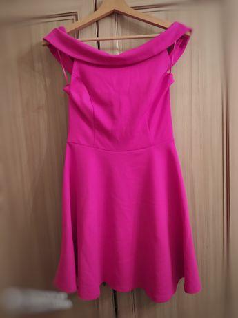 Sukienka Mohito różowa
