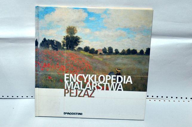 encyklopedia malarstwa, pejzaż Deagostini