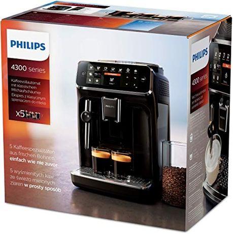 Ekspres ciśnieniowy PHILIPS EP4321/50 Series 4300 NOWY !