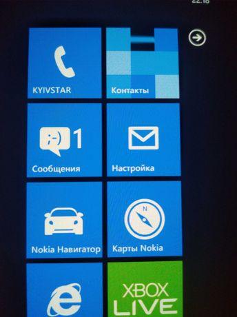 Смартфон Nokia Lumia 800