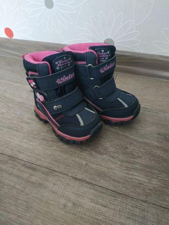 Зимние ботинки Том.м 23 размер,14,5 см
