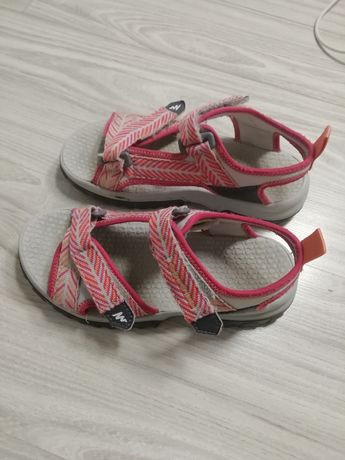 Sandały QUECHUA Decathlon r 32-33
